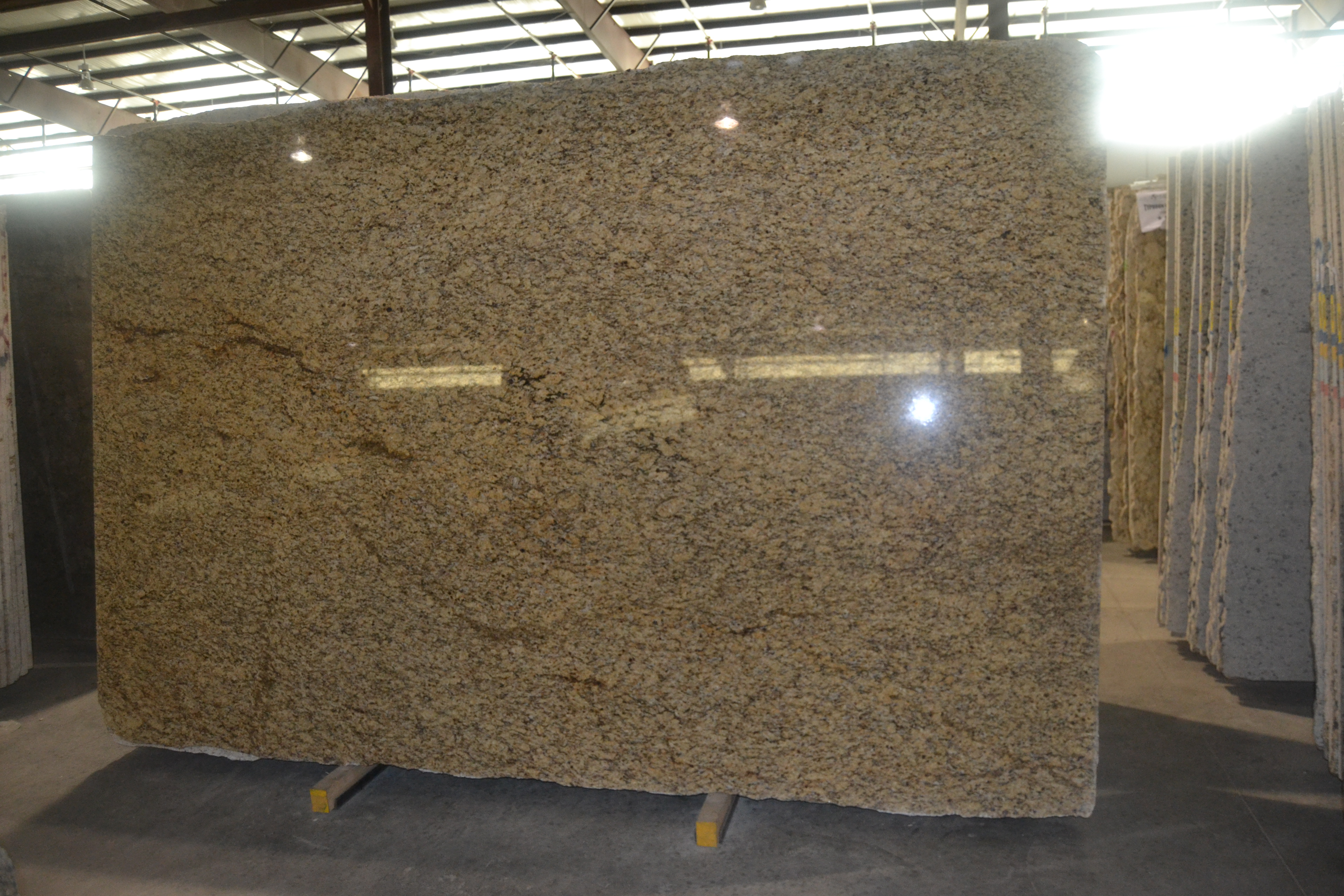 "Product Name: SANTA CECILIA 3CM   Lot #: VIL3142    Avg. size: 123"" X 78"""