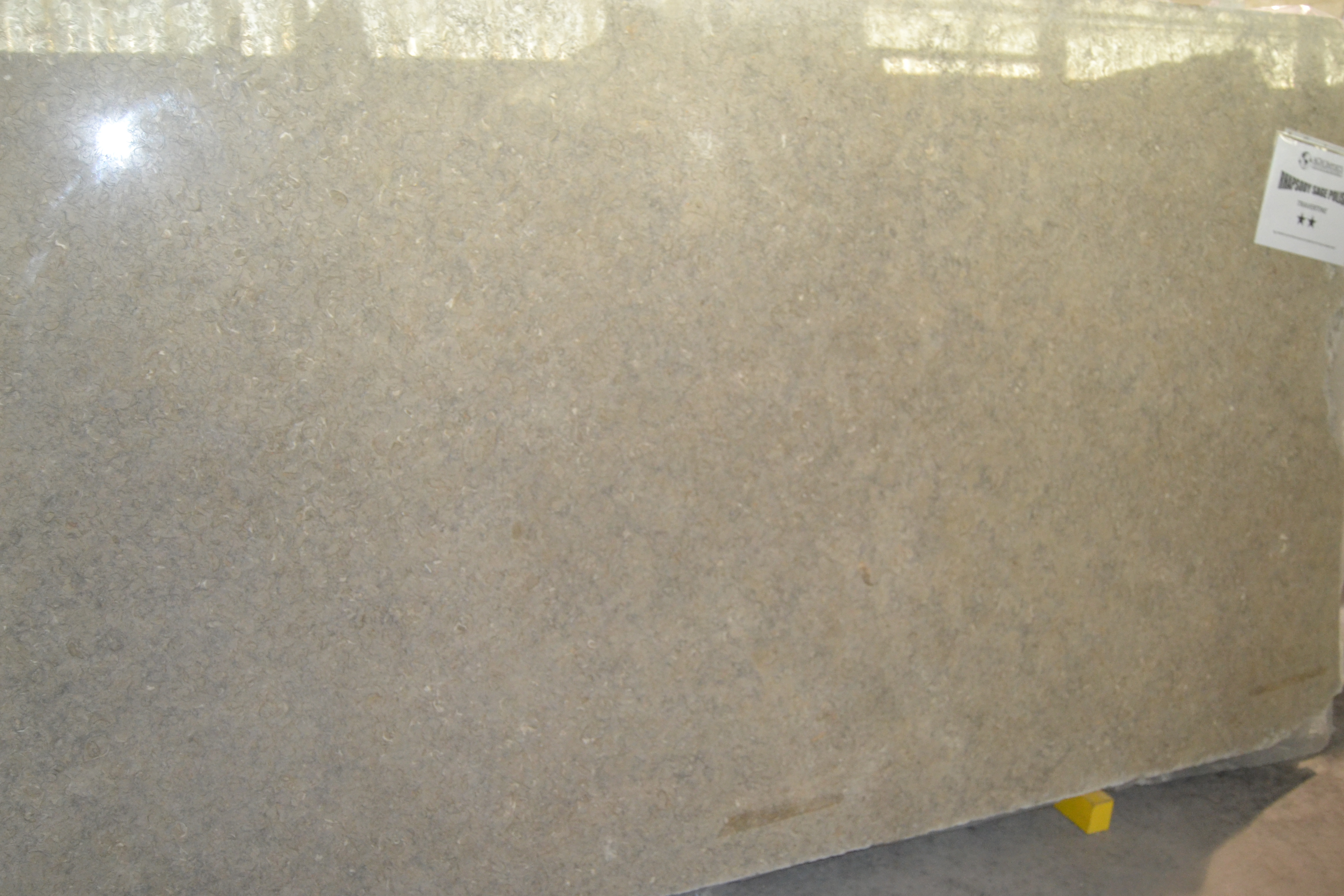 """Product Name: RHAPSODY SAGE POLISHED 3CMLot #: MED328 Avg. size: 98.6666666666667"""" X 58.6666666666667"""""""