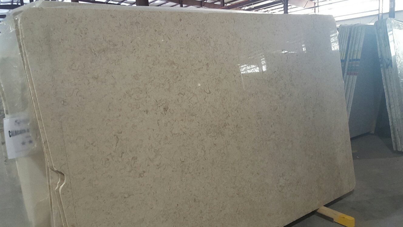 """Product Name: RHAPSODY BEIGE POLISHED 3CMLot #: MED521 Avg. size: 101"""" X 67"""""""